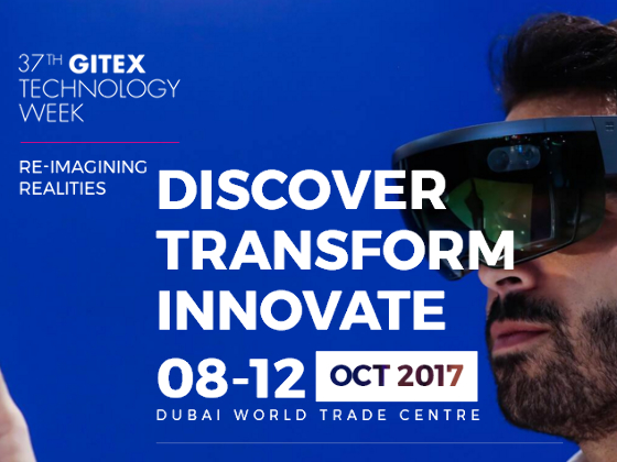 GITEX Technology Week Exhibition (Oct, 2017) Dubai, UAE