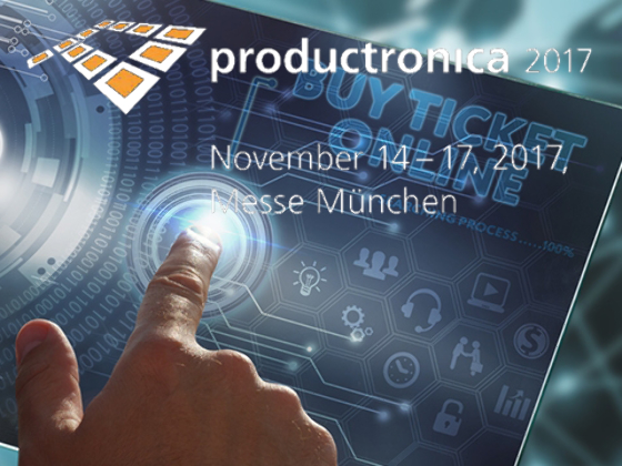2017 Productronica  Munich