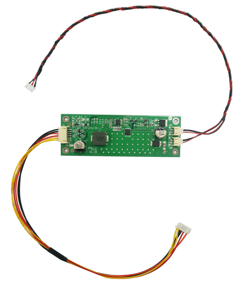 LED Driving Board with Cable