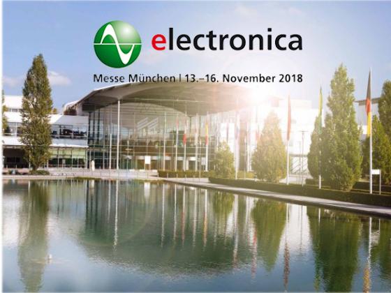 2018 慕尼黑电子展