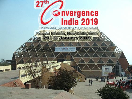 2019 印度新德里国际通讯展