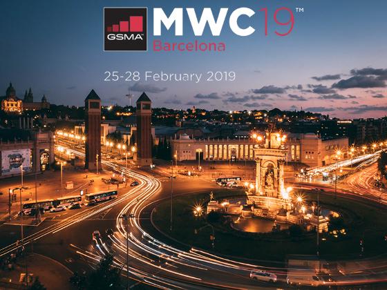 2019 西班牙世界移动通信大会