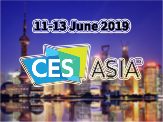 Consumer Electronics Show Asia 2019