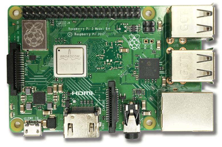 Raspberry Pi 3B+