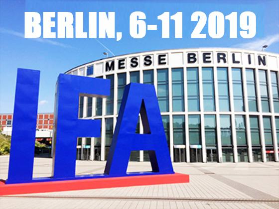 2019 柏林消费电子暨家电用品展