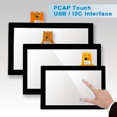 17.3 PCAP GLASS