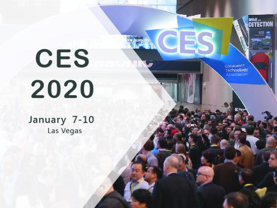 2020 美国消费性电子展
