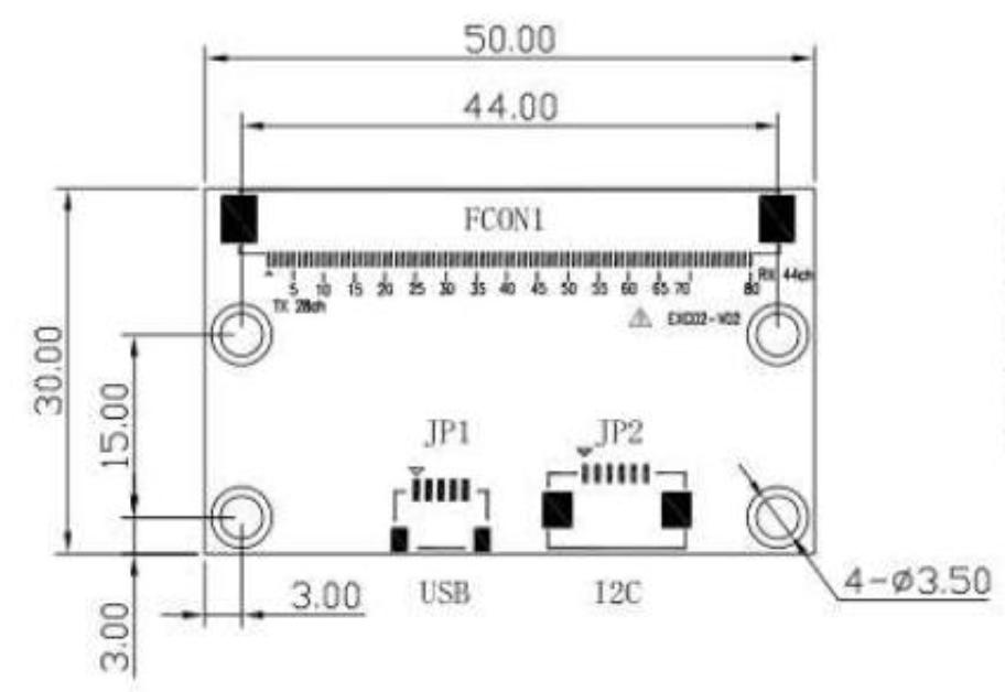 B000PDU-E03 2D Drawing