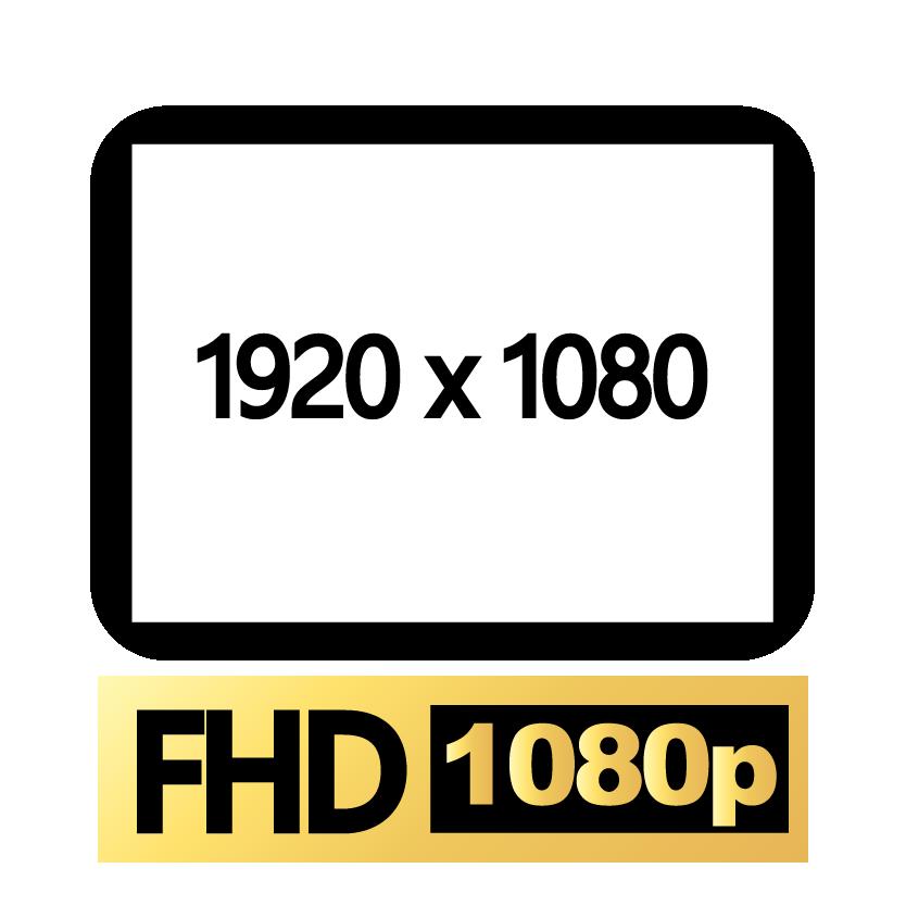 FHD 1920x1080