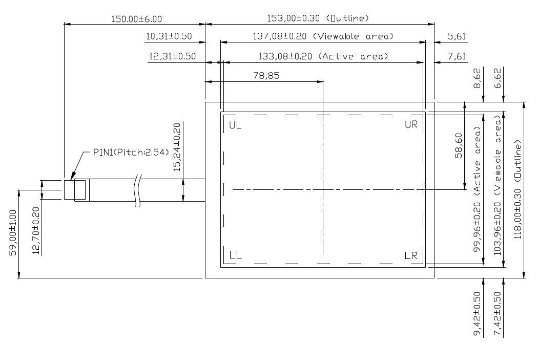 B065R5U-E01 2D Drawing
