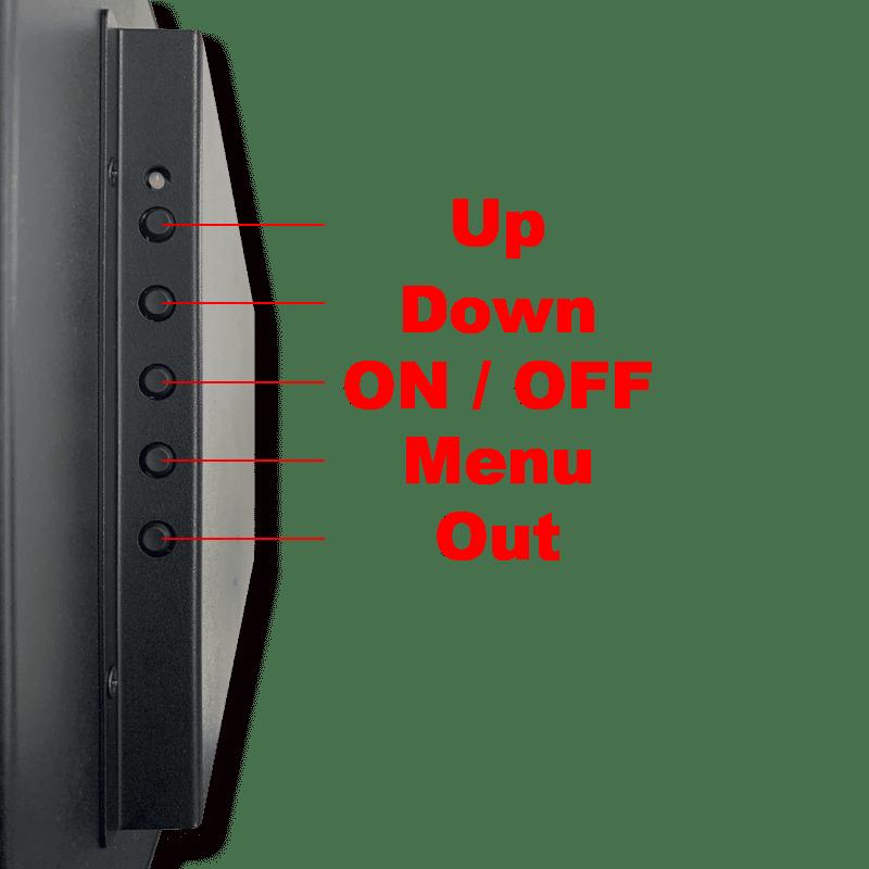 OSD 키보드 기능