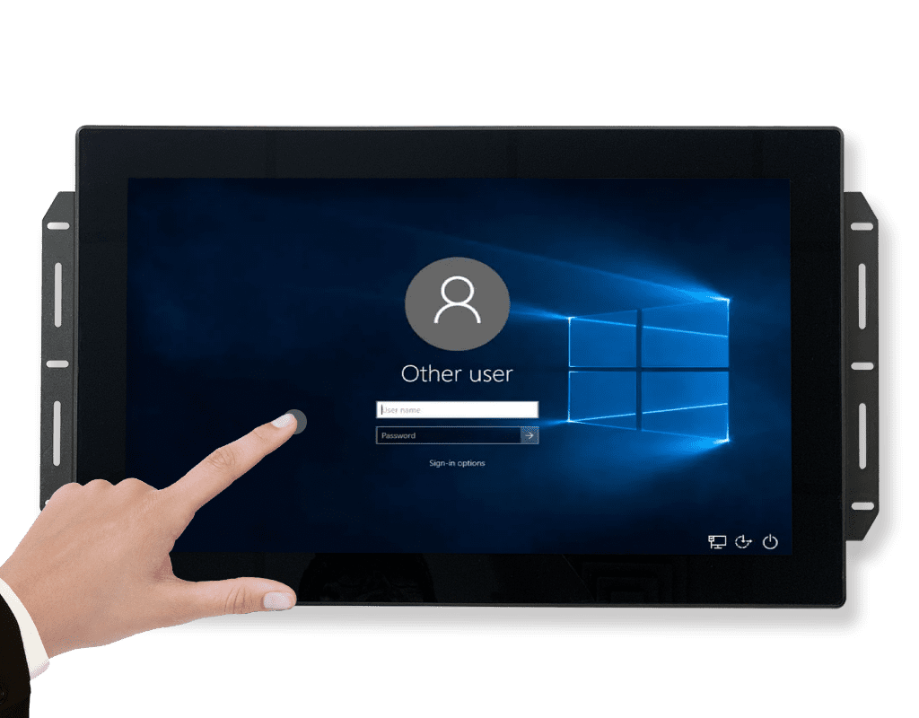 Smart Touch Display