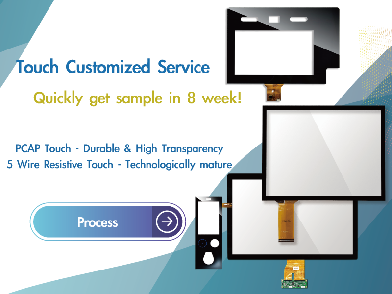 Touch Customized Service